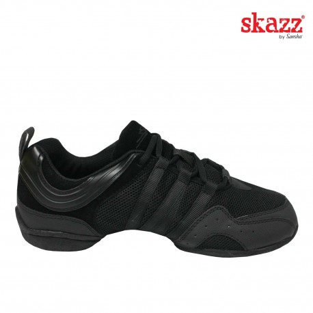 Zumba Solo Nero P-zool (Low Top)