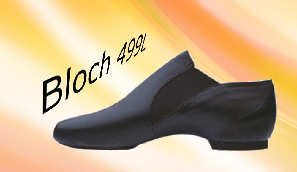 Yofashion Bloch Jazzdance schoenen